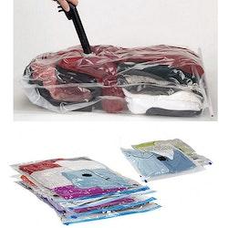 Vakuumpåse för kläder, kuddar och täcken - Flera storlekar
