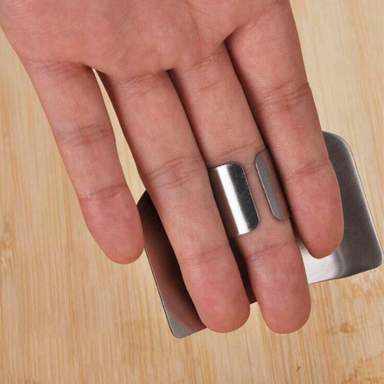 Fingerskydd mot skärskador