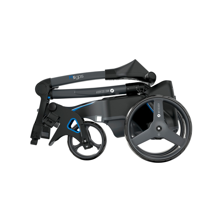 Motocaddy GPS M5 Elvagn