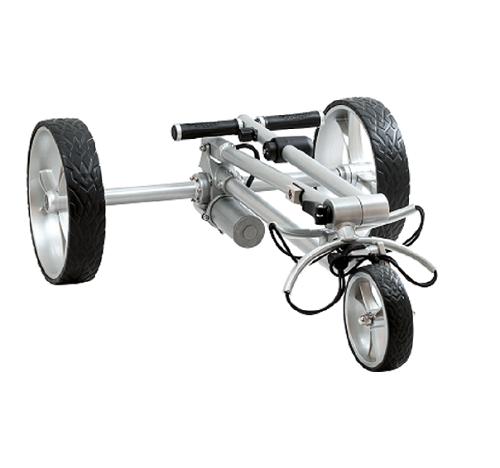 Cryo Elvagn v2.1 med broms - Smal Hjulaxel