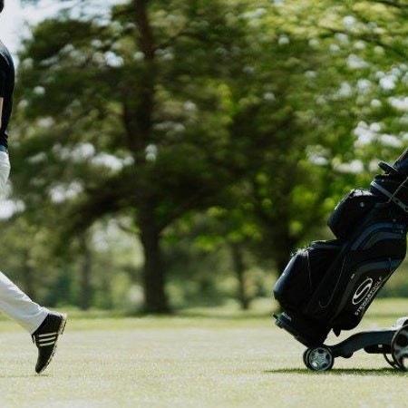 Stewart Golf Q Follow Elvagn