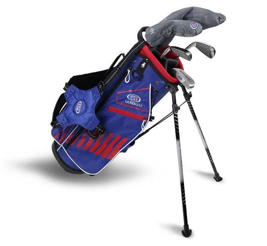 US Kids Golf 7-9 år