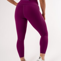 Signature Leggings Deep Purple