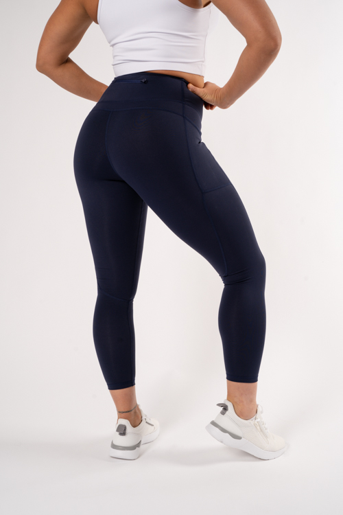 Signature Leggings Navy Blue