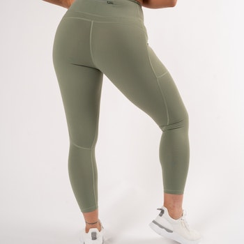 Signature Leggings Dusty Green