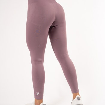 Happy Seamless Tights Rose Nude