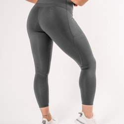Signature Leggings Stone Grey