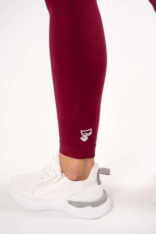 röda leggings