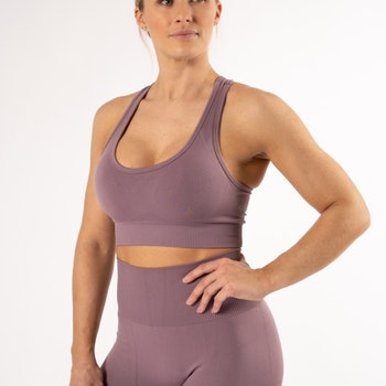 Happy Seamless Sports Bra Rose Nude