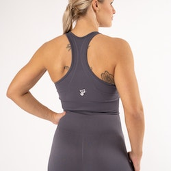 Happy Seamless Sports Bra Lavender