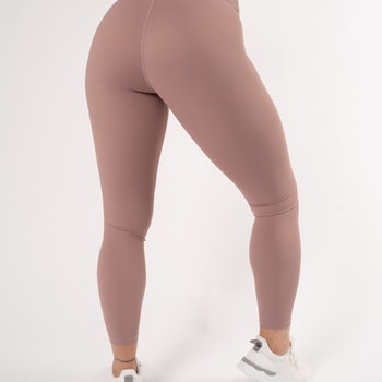 Classic Nude High Waist Tights