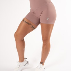Classic Nude High Waist Shorts