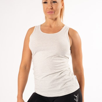 Lady Fit Tank Top Grå
