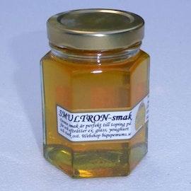 Biqupemums med smultronsmak