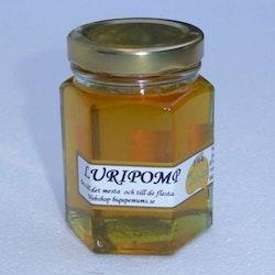 Luripomp - Biqupemums med smak av gräddkola