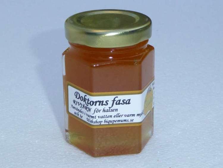 Doktorns Fasa - Biqupemums smaksatt med eucalyptus och mint