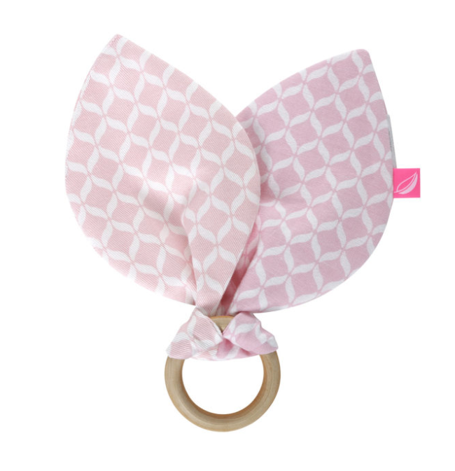 Teether Pink