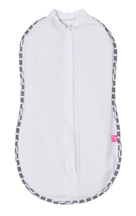 Zip&Swaddle (2,5-5kg) Grey