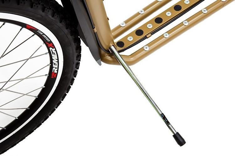 Stöd Kostka Footbike