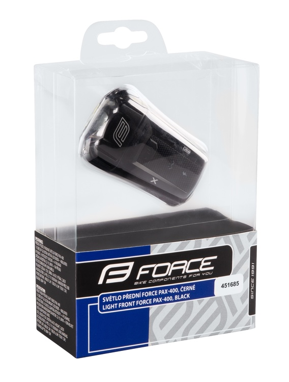 Force Pax 400lm