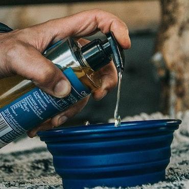 White Fish Omega 3 Oil