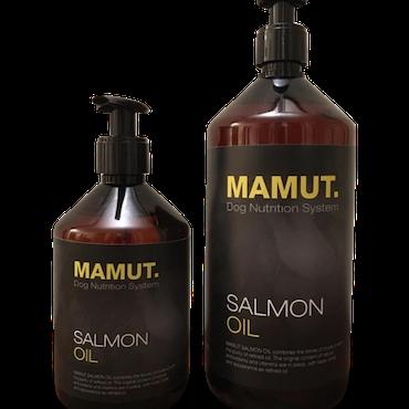 MAMUT. Salmon oil