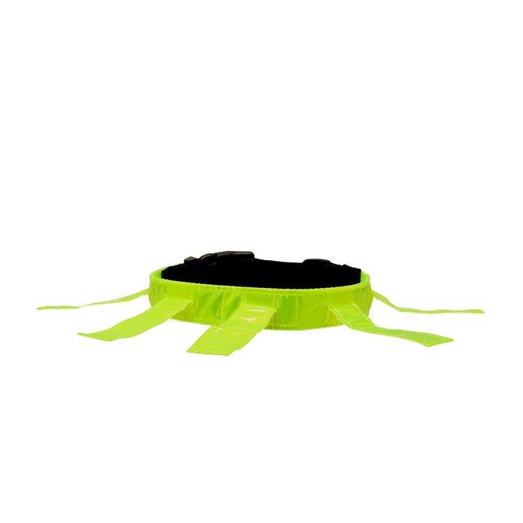 Reflexhalsband med flärpar