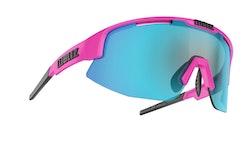 Bliz Matrix Small Pink / Smoke w Blue Multi