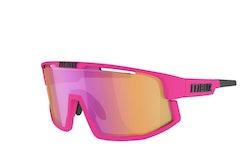 Bliz Vision Matt Pink / Brown w Purple Multi