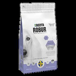 Bozita Robur Sensitive Single Protein Lamb & Rice 12,5kg [Avhämtning]