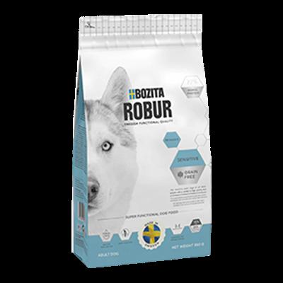 Bozita Robur Sensitive Grain Free Reindeer 11,5kg [Avhämtning]
