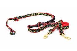 ManMat Draglina för 2 hundar [Flera färger]