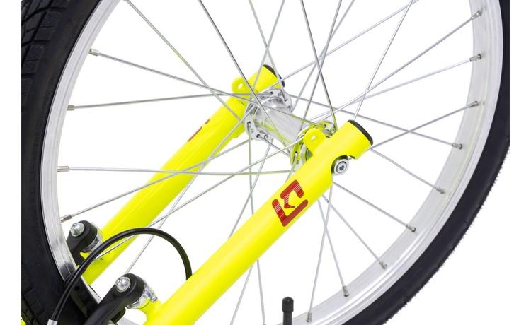 Kostka Tour Fun (G5) Flourescent Yellow - I Lager