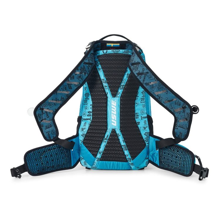 USWE Schred 16 DAYPACK [Malmoe Blue]