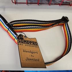 Halsband reglerbart stryp 33-58cm