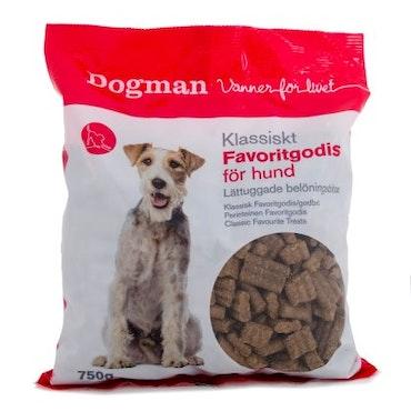 Favoritgodis Dogman