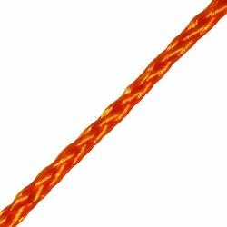 Lösflätad Polyeten Orange [Metervara]