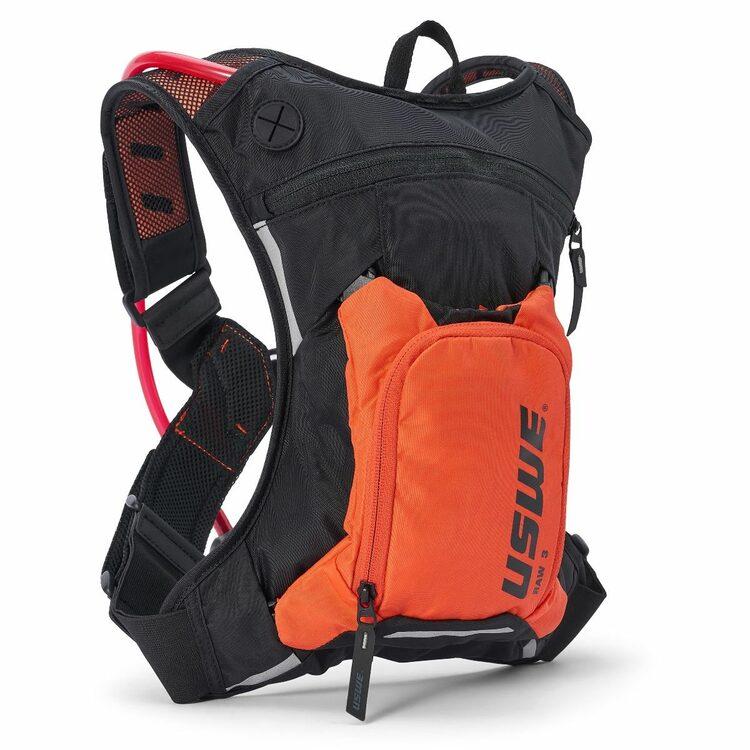 USWE RAW 3 [Factory Orange] I Lager