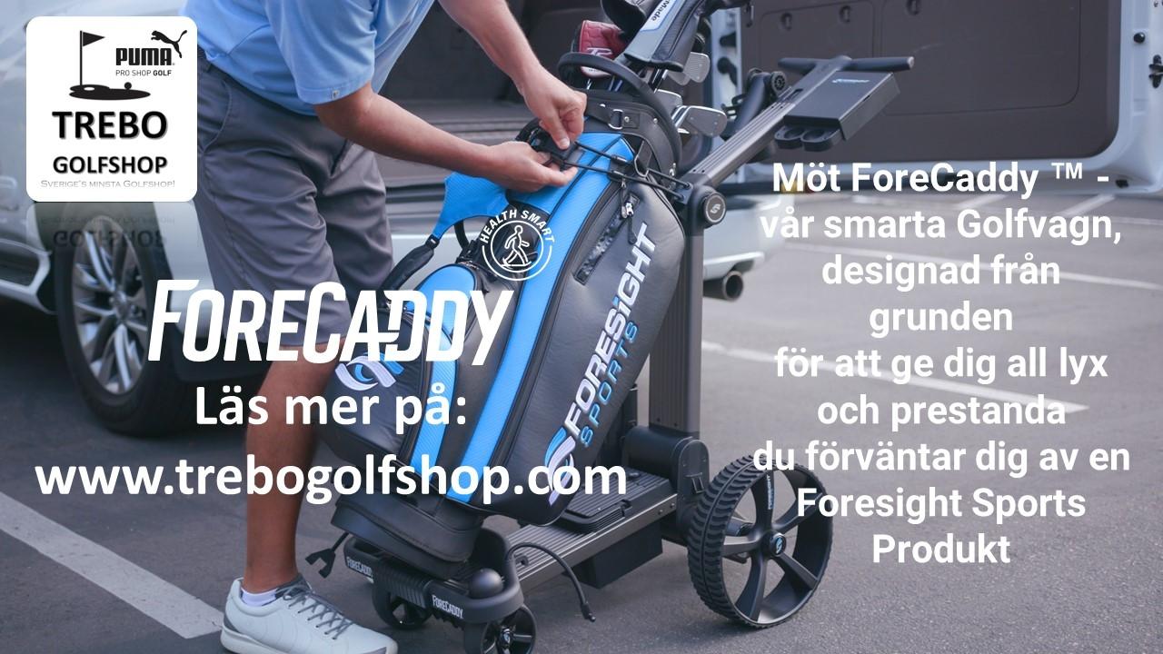 FORECADDY GOLFVAGN Promo GOLFHÄFTET - Trebo Golfshop