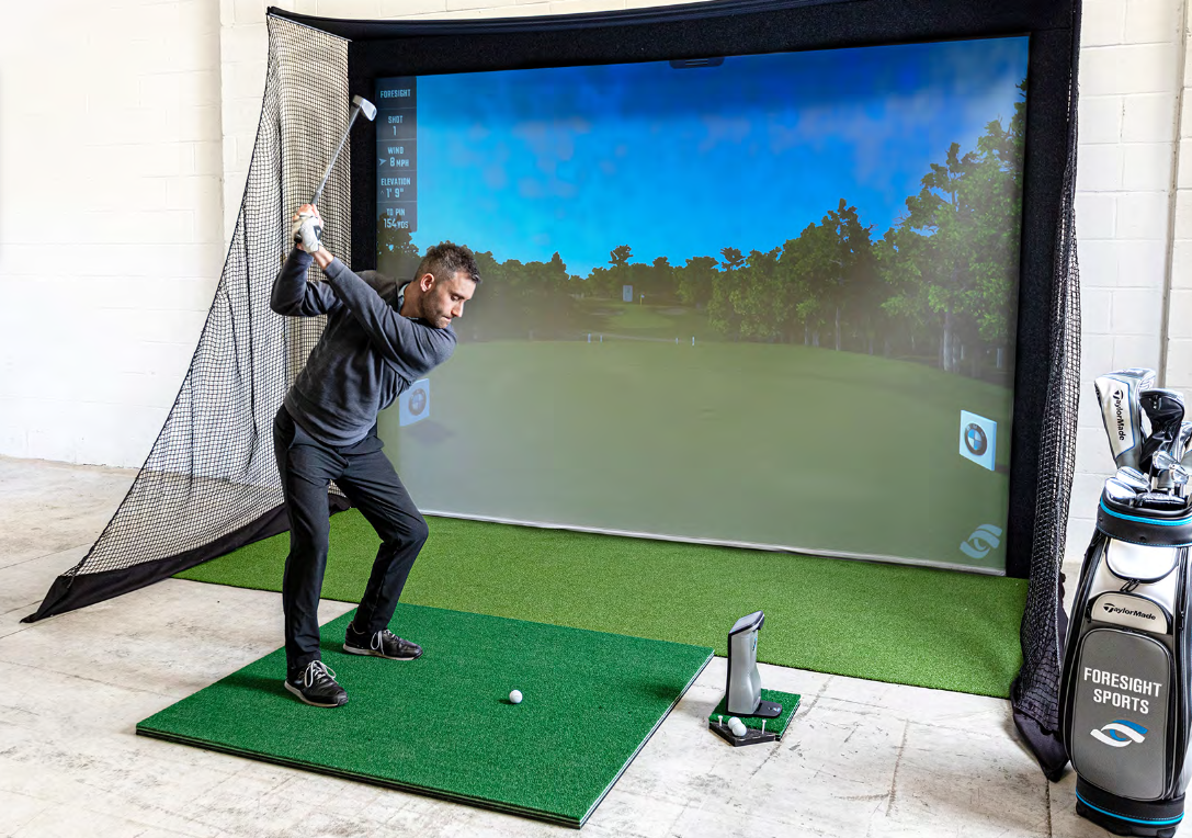 FORESIGHT Golf Launch Monitors - Trebo Golfshop
