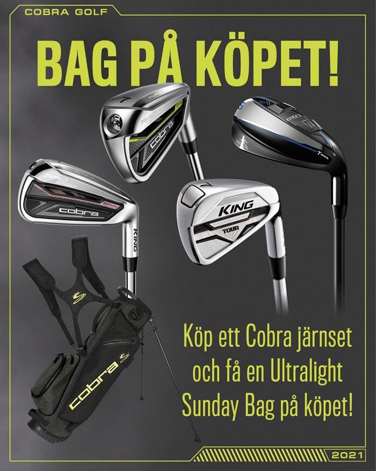 Golf Bag på Köpet - Trebo Golfshop