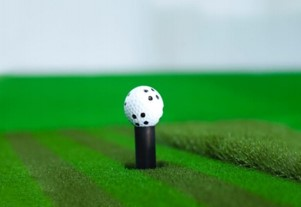 Custom golf & Automatic ball feeder