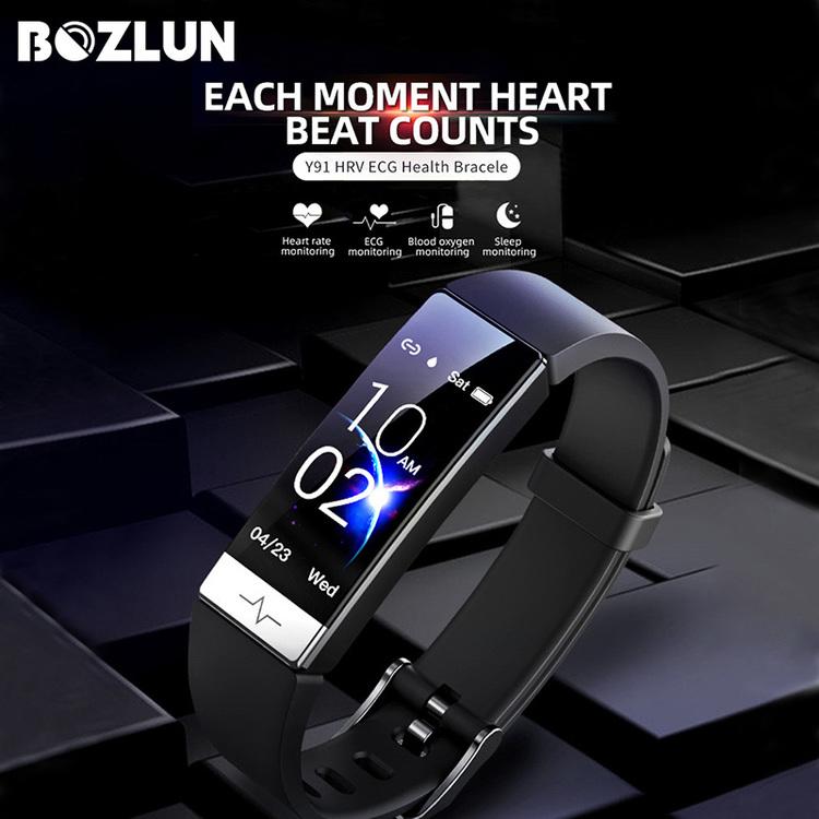 SWEKLUKKA Bozlun Heart Data Y91