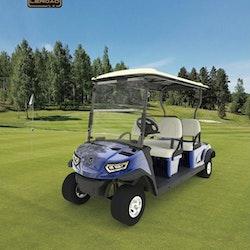 Golfbil LEROAD L4, Årsmodell 2021