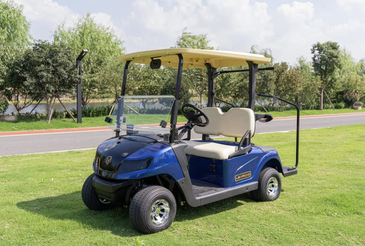 Golfbil LEROAD L2+2, Årsmodell 2021