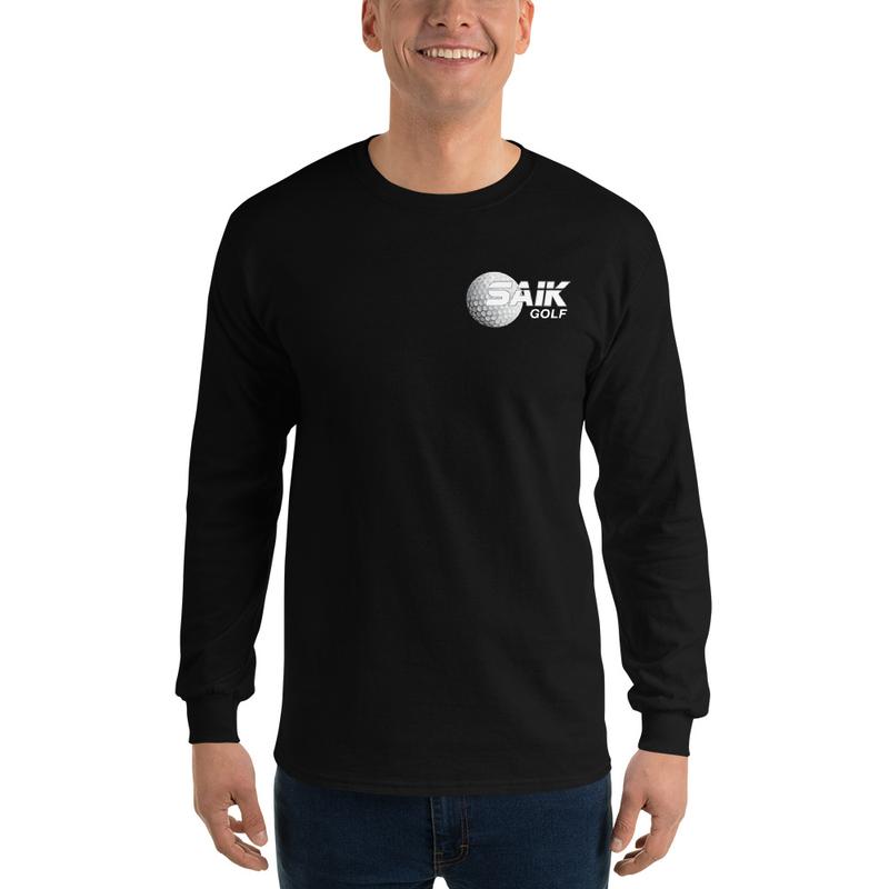 Långärmad T-shirt SAIK Golfklubb