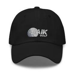 Keps SAIK Golfklubb - Black