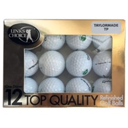 Taylormade Penta & Lethal, Refinished Golfballs, 12-pack