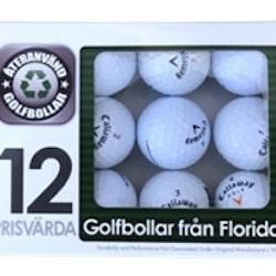 Callaway Floridabollar AAA-Grade, 12-pack