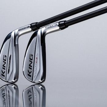 Cobra Golf KING Utility Iron ONE Length, 4